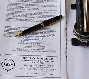 Bello and Bello Land Surveying corporation
