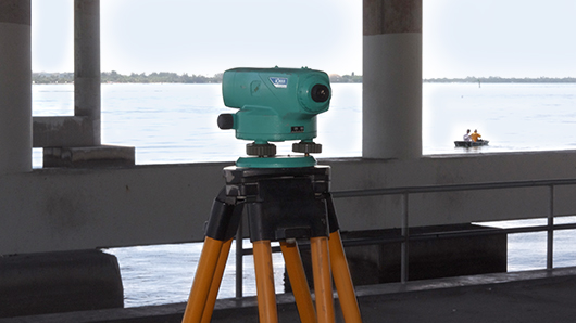 Environmental Land Surveying Services